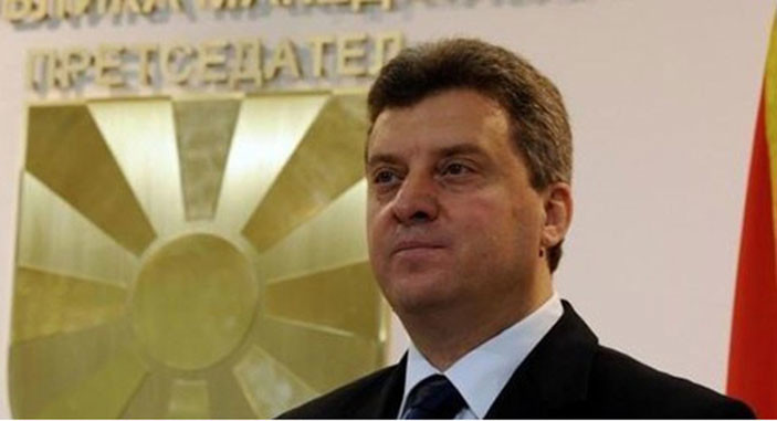 д-р Ѓорге Иванов, претседател на Република Македонија