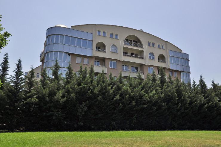Zelen pojas-Karposh-Skopje