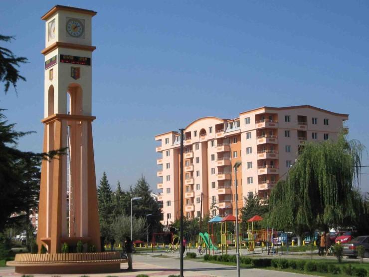 Gorce petrov, Skopje