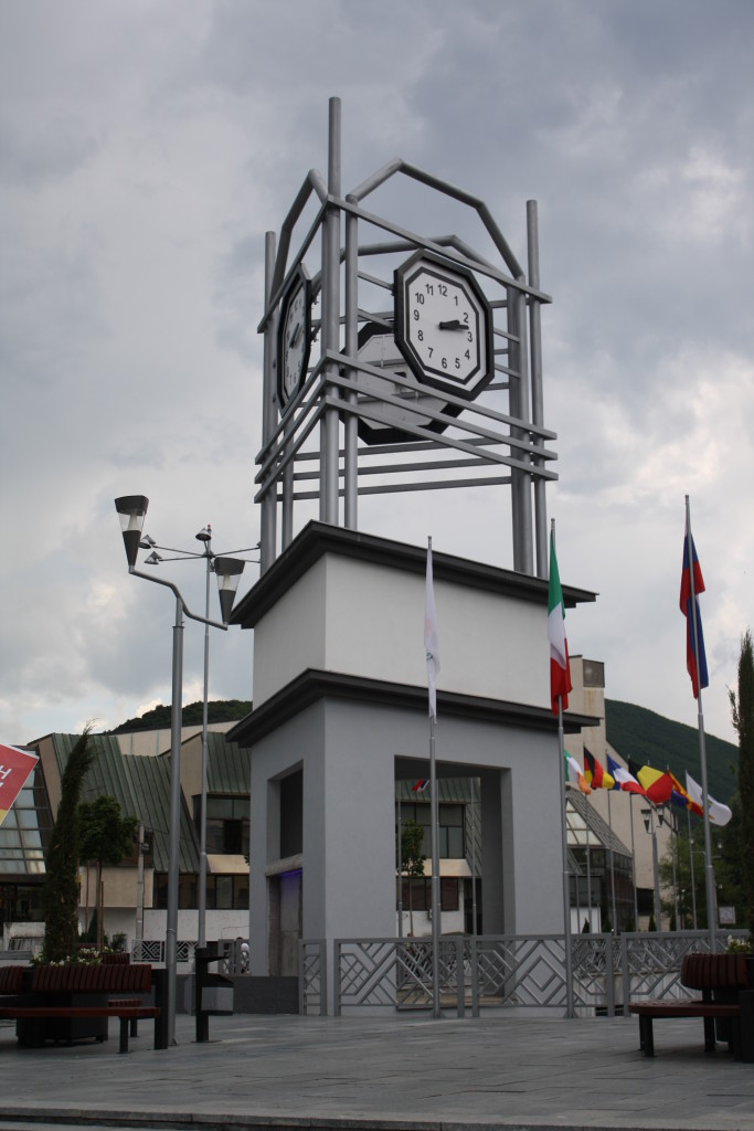 Saat kula, Strumica