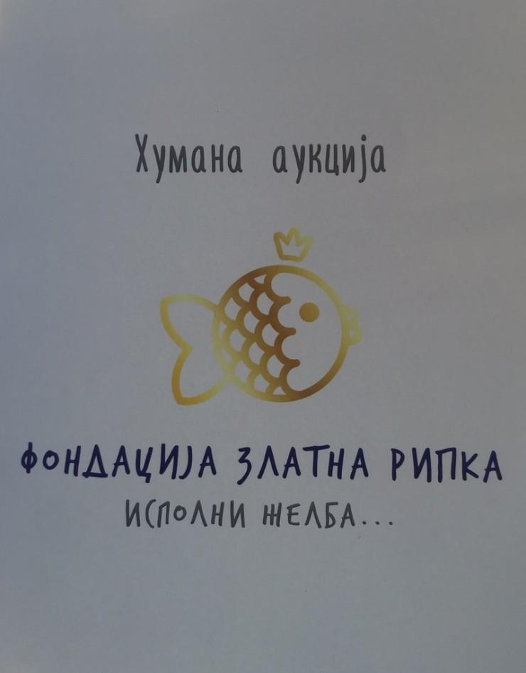 Aukcija Zlatna ripka 2